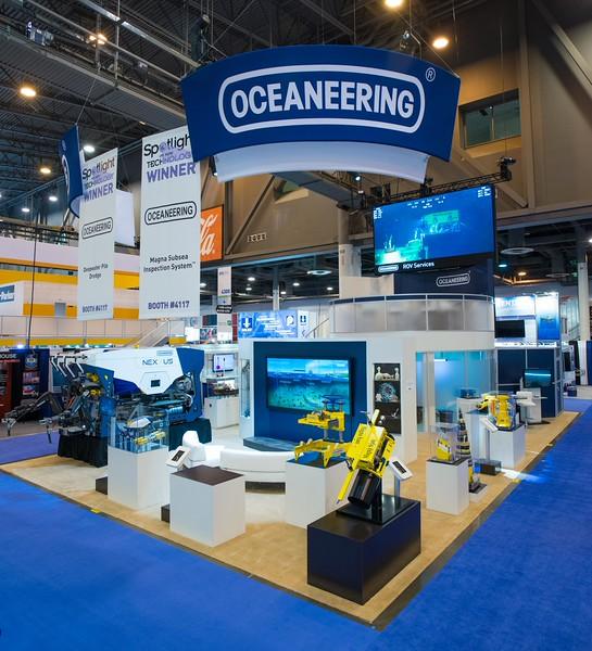 Oceaneering @ OTC 2015
