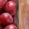 Grape Abstract