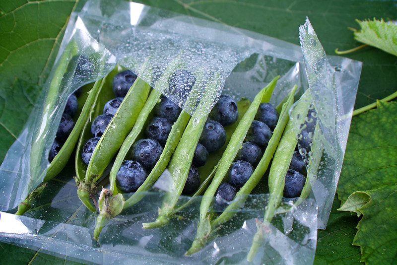 peaberries in a Bag