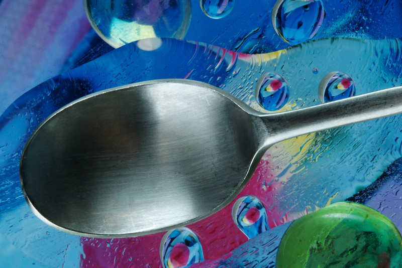 Floating Spoon
