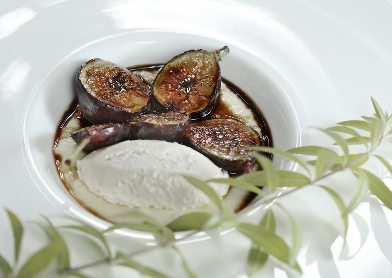 Figs and Mascarpone