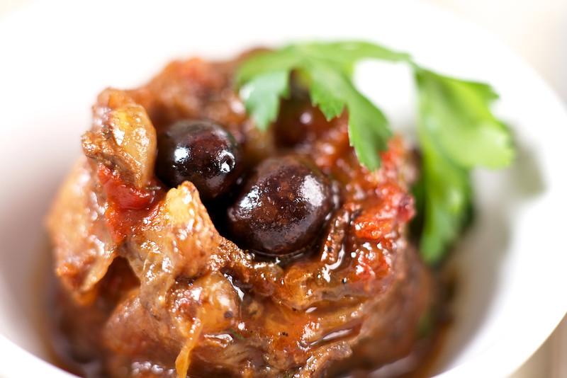 Veal  Olive Stew