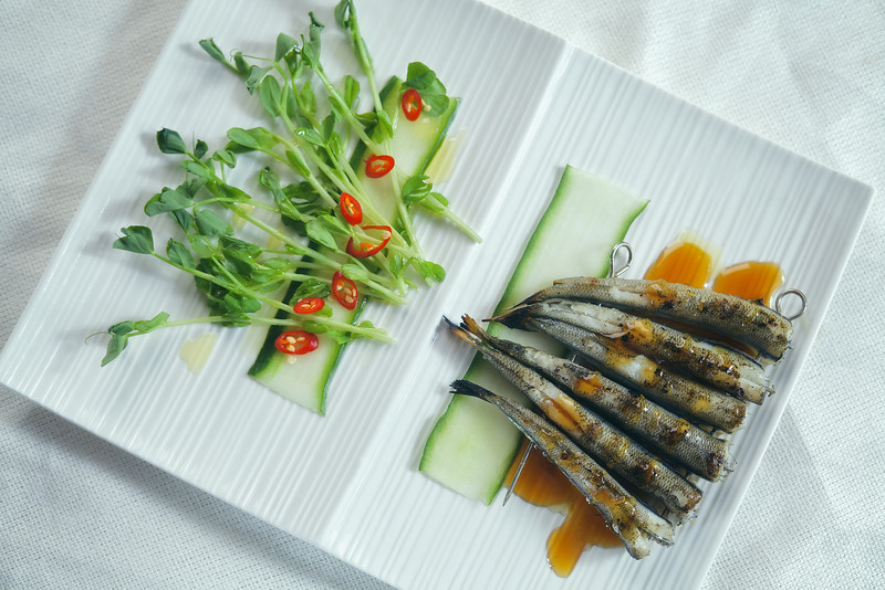 Sardines Arial