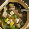 Pork and Tofu Soup