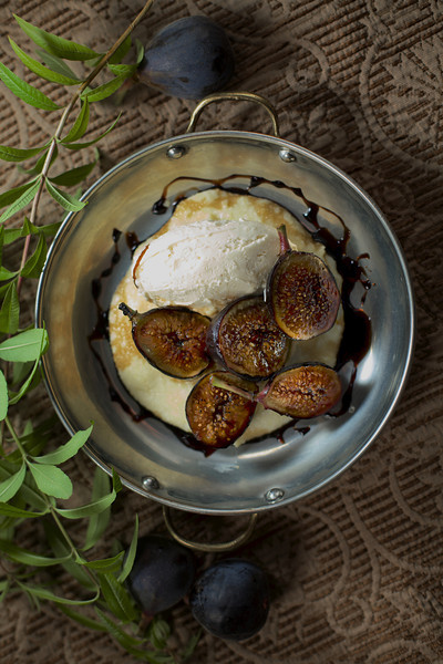 Figs  and Mascarpone