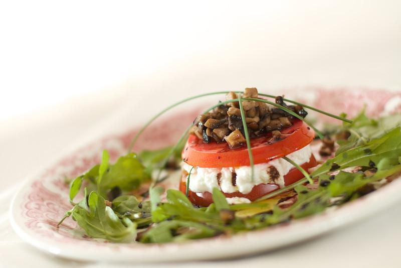 Tomato Ricotta Sandwich