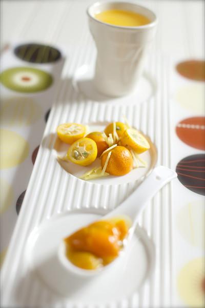 Kumquat Trio