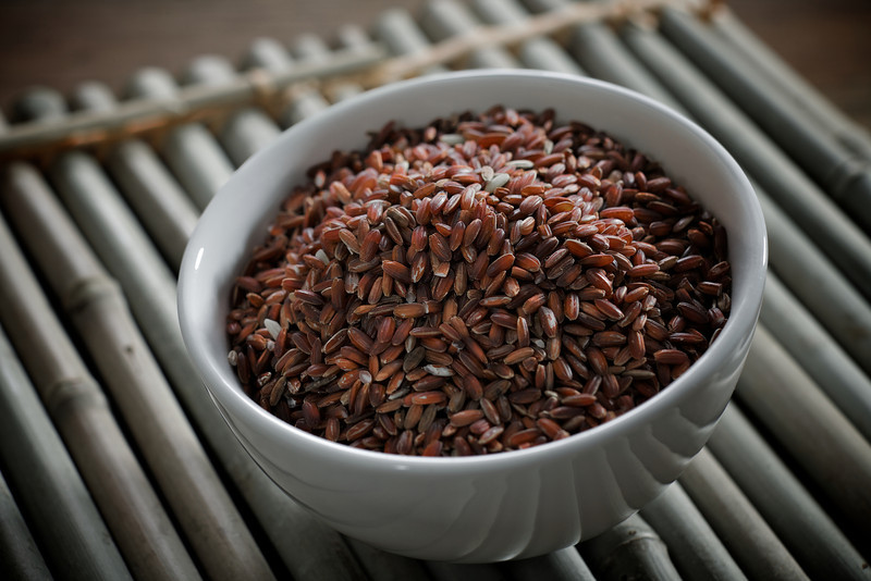 Red Rice Bowl