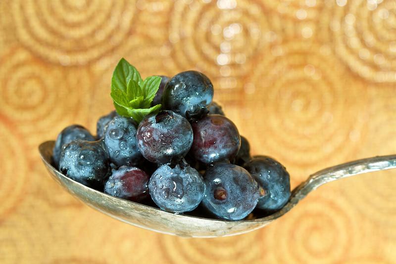 Blueberry Spoon 1