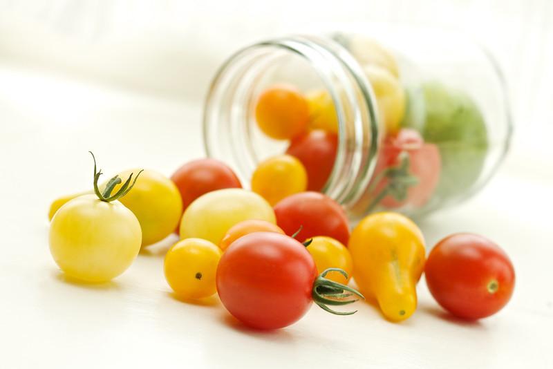 Tomato Spill