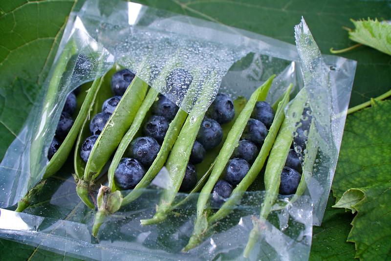 Peaberries in a Bag