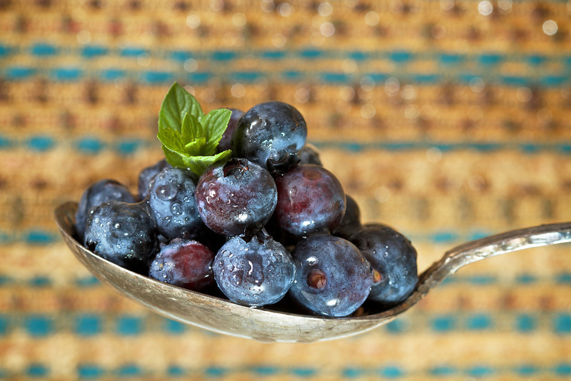 Blueberry Spoon 2