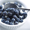 Blueberries with Cream 2