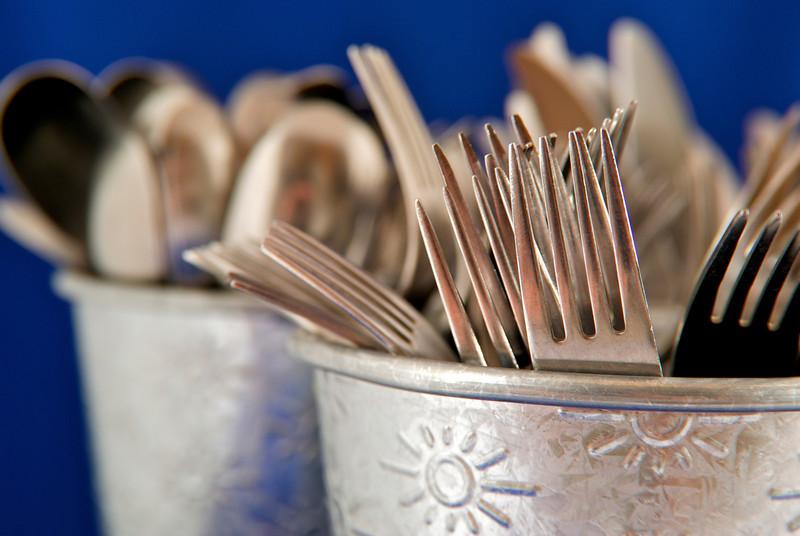 Cutlery Bins