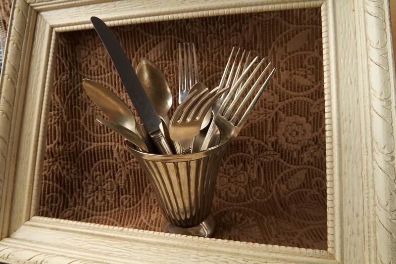 Cutlery Portrait
