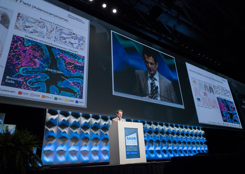 Scott M. Lippman, M.D., during Plenary Session: Opportunities in Precision Cancer Medicine