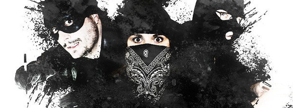 Photo illustration made for Thieves Guild Arts Collective