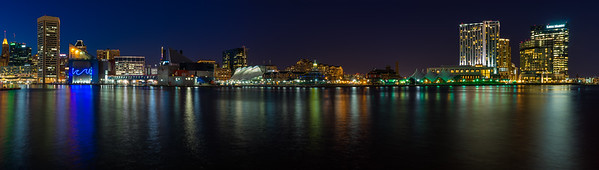 Inner Harbor - Baltimore, MD