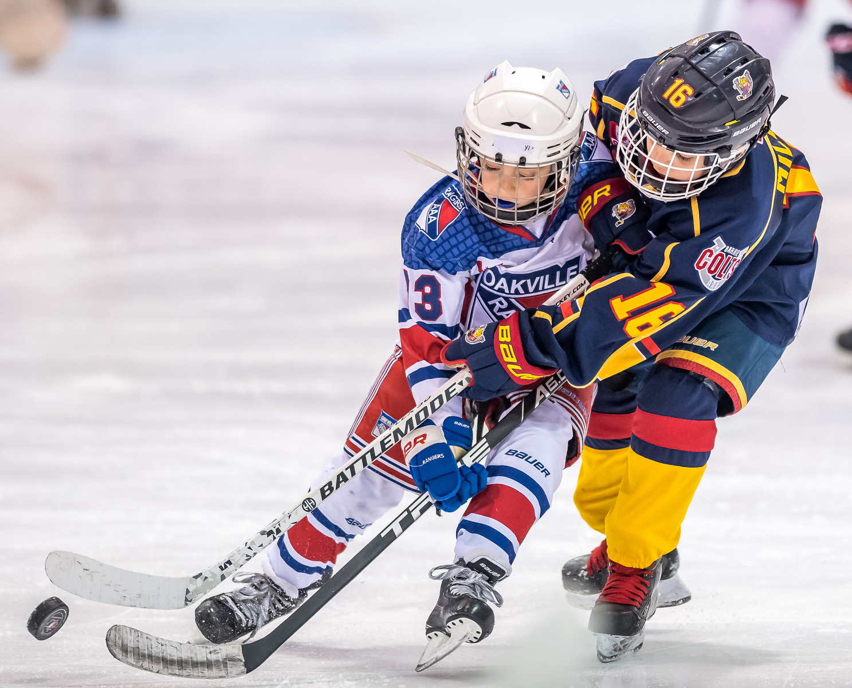 Commercial shoot for Mode Hockey