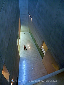 Walking the halls of the Museum, Melbourne, Victoria