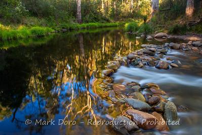 Still dreaming, Howqua River, Victoria