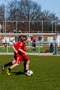 Mharda - Trainen schoolvoetbal - IMGP3112