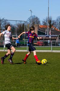 Mharda - Trainen schoolvoetbal - IMGP3123
