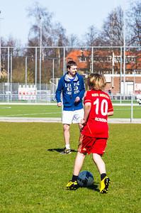 Mharda - Trainen schoolvoetbal - IMGP3061