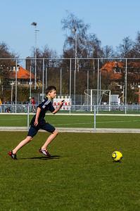 Mharda - Trainen schoolvoetbal - IMGP3105