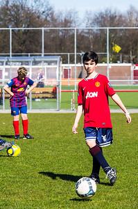 Mharda - Trainen schoolvoetbal - IMGP3069