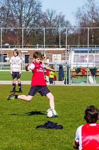 Mharda - Trainen schoolvoetbal - IMGP3134