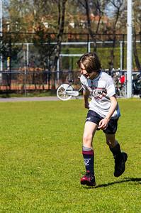 Mharda - Trainen schoolvoetbal - IMGP3074