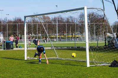 Mharda - Trainen schoolvoetbal - IMGP3128