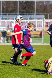 Mharda - Trainen schoolvoetbal - IMGP3056