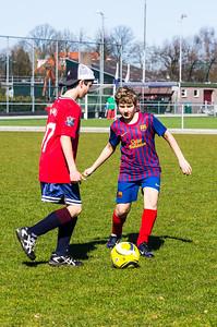 Mharda - Trainen schoolvoetbal - IMGP3059