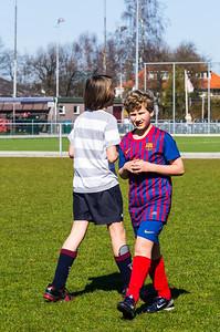 Mharda - Trainen schoolvoetbal - IMGP3082