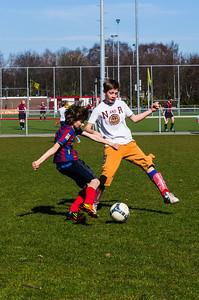 Mharda - Trainen schoolvoetbal - IMGP3104