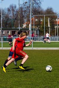Mharda - Trainen schoolvoetbal - IMGP3111