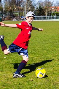Mharda - Trainen schoolvoetbal - IMGP3060