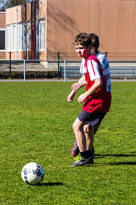 Mharda - Trainen schoolvoetbal - IMGP3077