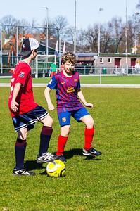 Mharda - Trainen schoolvoetbal - IMGP3058