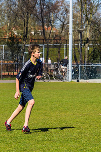 Mharda - Trainen schoolvoetbal - IMGP3055
