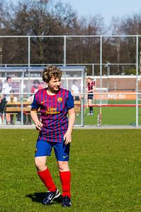 Mharda - Trainen schoolvoetbal - IMGP3143