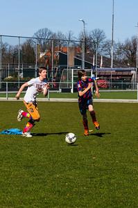 Mharda - Trainen schoolvoetbal - IMGP3102