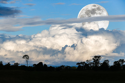 Moonrise Composite