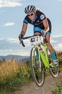 racing in the CU Short Track Series - week eight