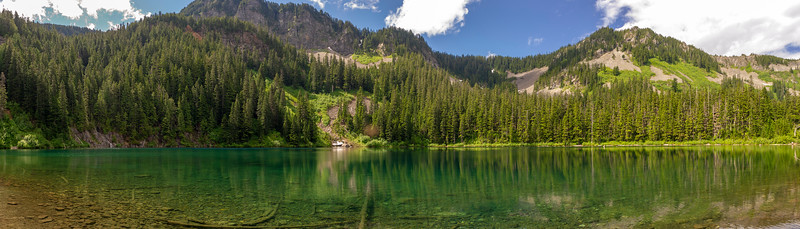 Annette Lake panorama