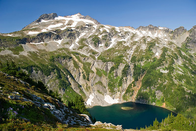 Doubtful Lake, Cascade Pass