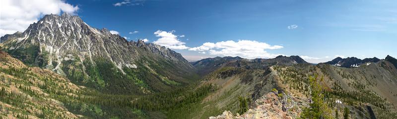 Mt Stuart Panorama 12x40