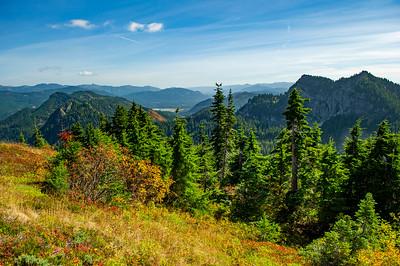 Silver Peak rail